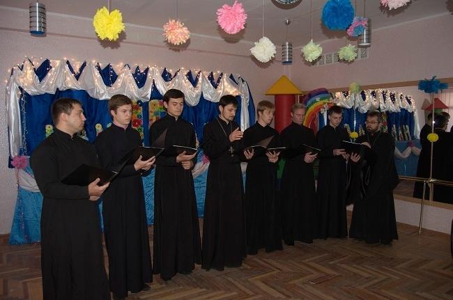 Хор Харьковской Духовной Семинарии